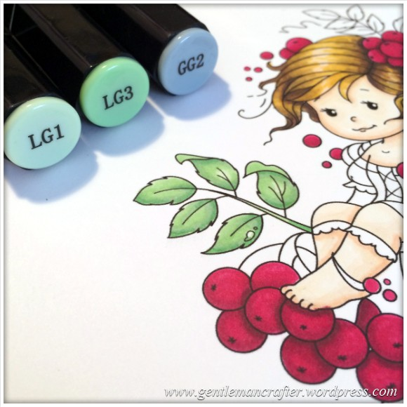 Monday Mash Up - Everybody Loves A Fairy - Spectrum Noir Colouring Guide - 14