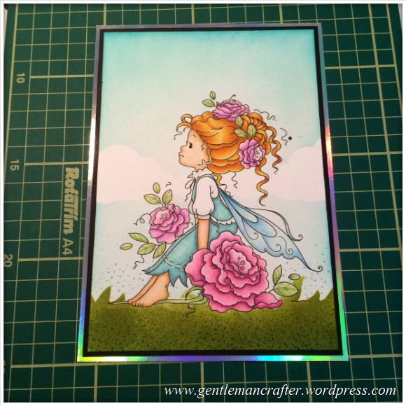 Monday Mash Up - Everybody Loves Another Fairy - Card 4
