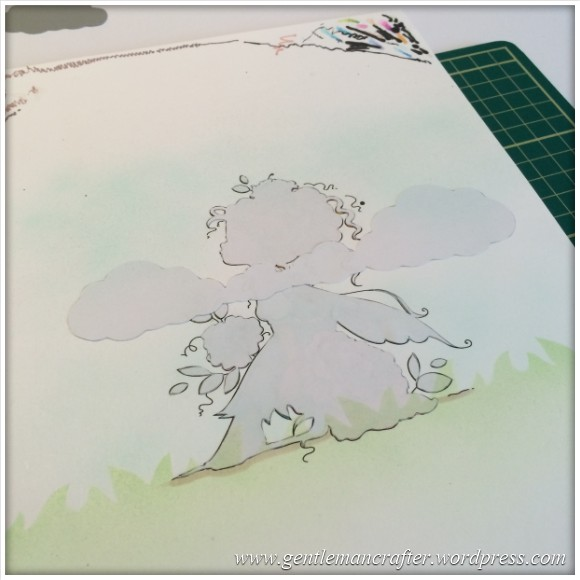 Monday Mash Up - Everybody Loves Another Fairy - Clouds 2