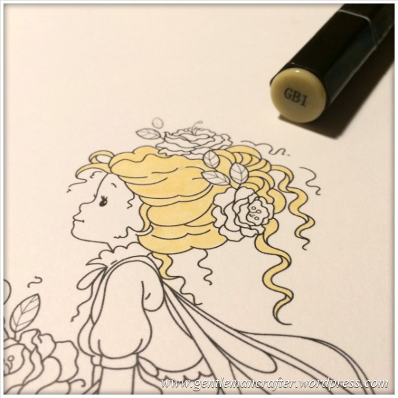 Monday Mash Up - Everybody Loves Another Fairy - Hair 1