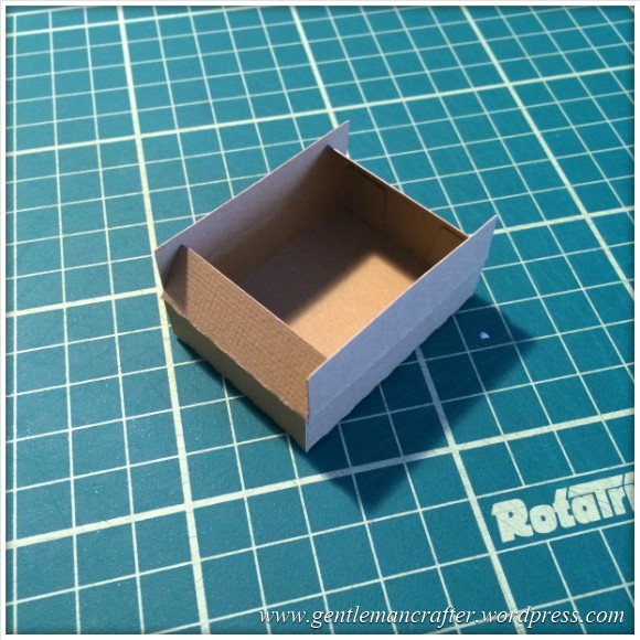 Scan It Saturday - Matchbox Cutting File for Brother Scan N Cut - 4