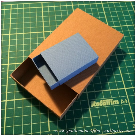 Scan It Saturday - Matchbox Cutting File for Brother Scan N Cut - Resized Boxes