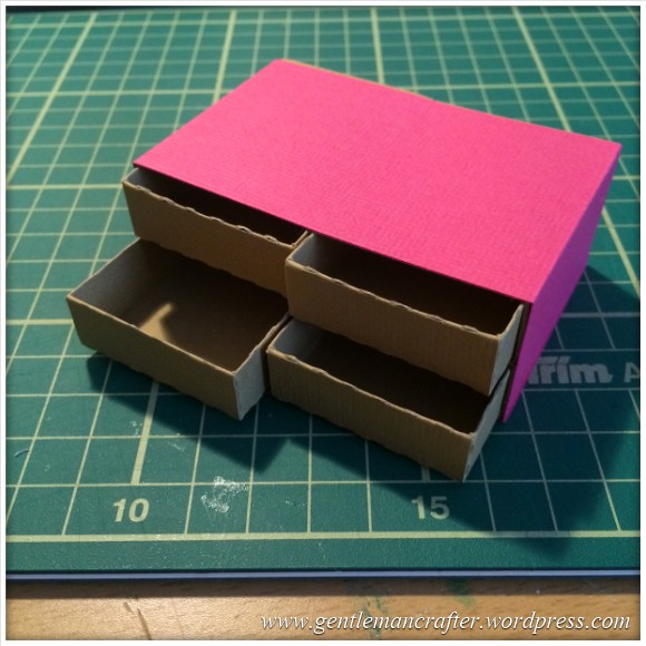 Scan It Saturday - Matchbox Cutting File for Brother Scan N Cut - Wrapped Group