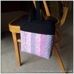 Fabric Friday - Fat Quarter Fun - Part 3 - Handbag 1