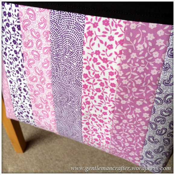 Fabric Friday - Fat Quarter Fun - Part 3 - Handbag 3