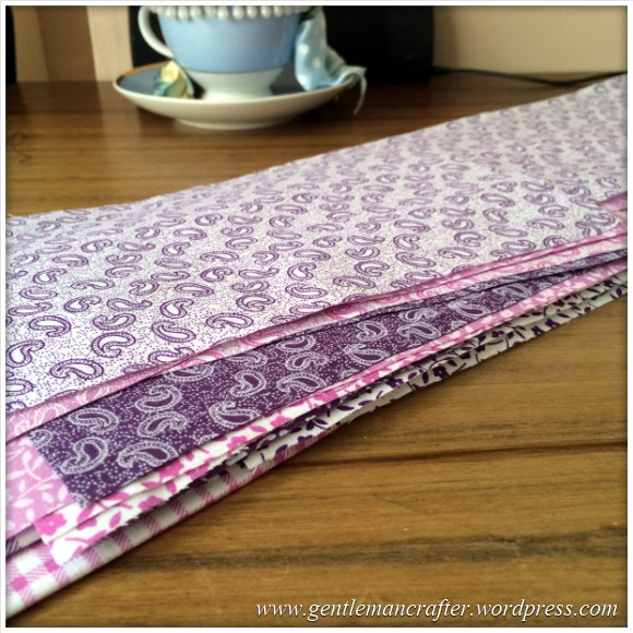 Fabric Friday - Fat Quarter Fun - Part 3 - Leftovers