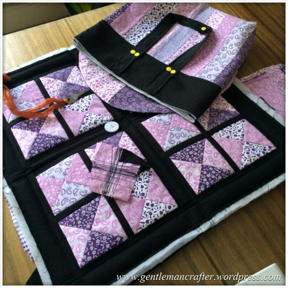 Fabric Friday - Fat Quarter Fun - Part 3 - Prelude