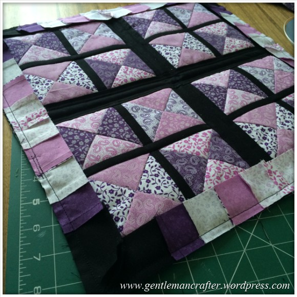 Fabric Friday - Fat Quarter Fun - Part 3 - Quilt Block 1