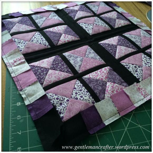 Fabric Friday - Fat Quarter Fun - Part 3 - Quilt Block 1