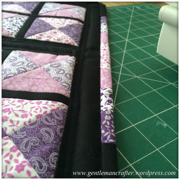Fabric Friday - Fat Quarter Fun - Part 3 - Quilt Block 2
