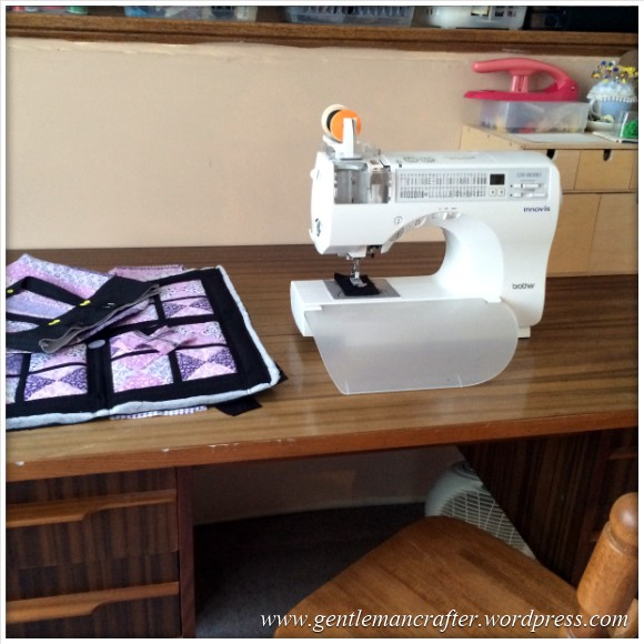 Fabric Friday - Fat Quarter Fun - Part 3 - Sewing Desk