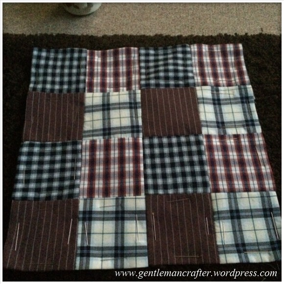 Fabric Friday - Winter Quilt Project Update - (1)