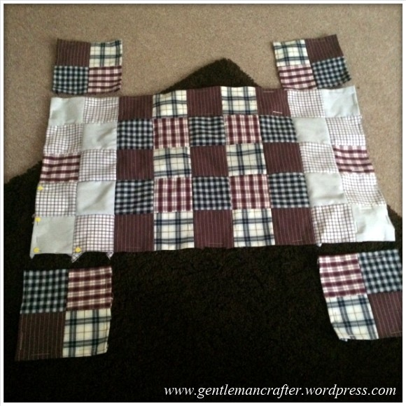 Fabric Friday - Winter Quilt Project Update - (12)