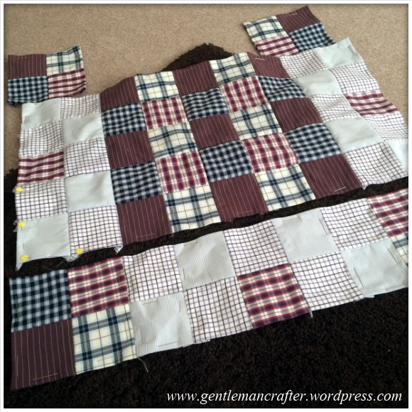 Fabric Friday - Winter Quilt Project Update - (13)