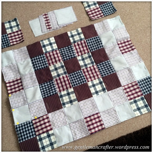 Fabric Friday - Winter Quilt Project Update - (14)
