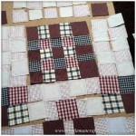 Fabric Friday - Winter Quilt Project Update - (2)
