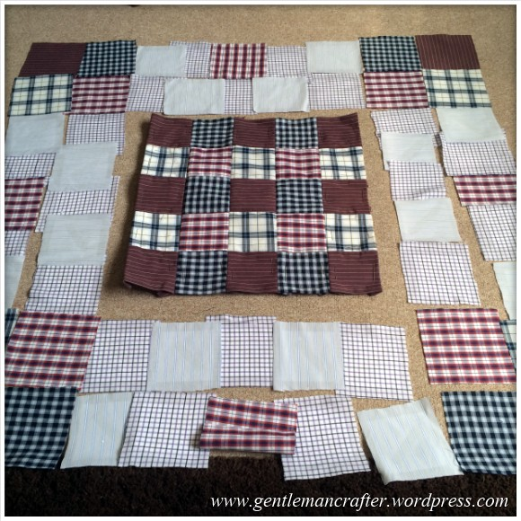 Fabric Friday - Winter Quilt Project Update - (3)