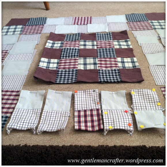 Fabric Friday - Winter Quilt Project Update - (4)