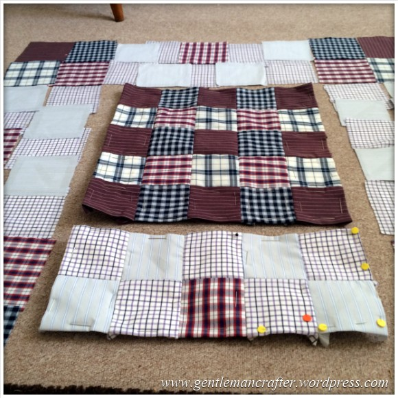 Fabric Friday - Winter Quilt Project Update - (5)
