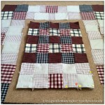 Fabric Friday - Winter Quilt Project Update - (6)