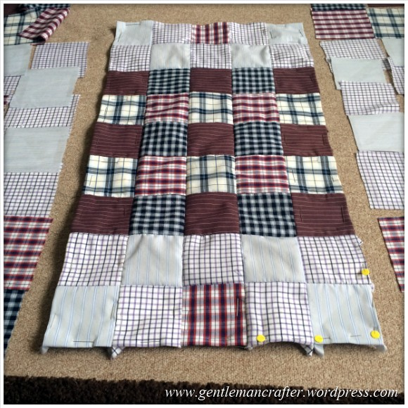 Fabric Friday - Winter Quilt Project Update - (7)