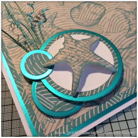 Monday Mash Up - A Coastal Quickie - The Card 5