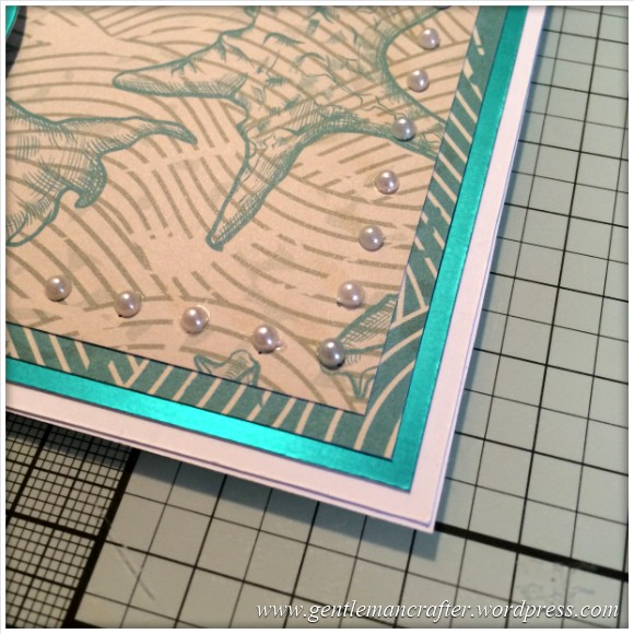 Monday Mash Up - A Coastal Quickie - The Card 7