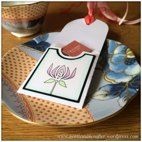 Scan It Saturday - A Teabag Tag Cutting File For The Brother Scan N Cut - 8