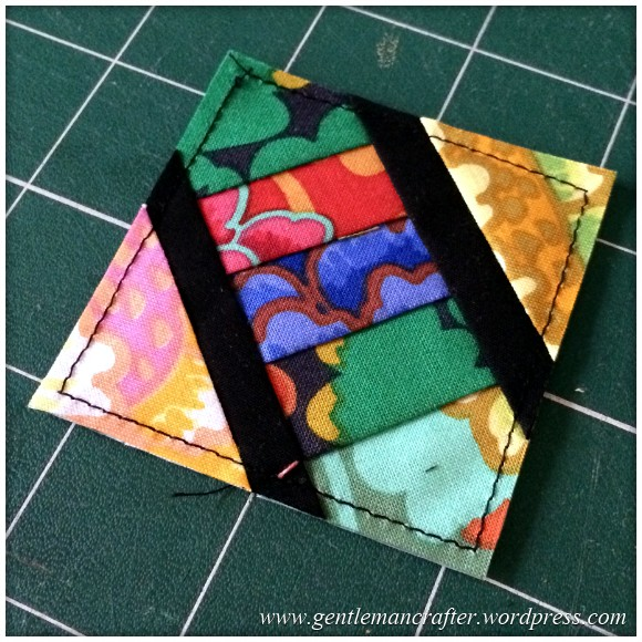 Fabric Friday - Further Adventures In Foundation Paper Piecing - 1
