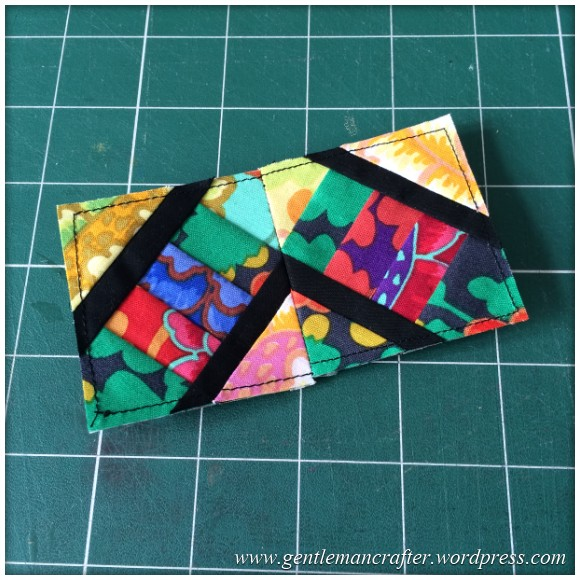 Fabric Friday - Further Adventures In Foundation Paper Piecing - 3