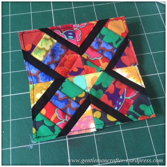 Fabric Friday - Further Adventures In Foundation Paper Piecing - 4