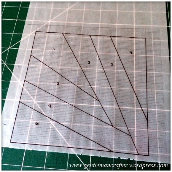 Fabric Friday - Further Adventures In Foundation Paper Piecing - 7