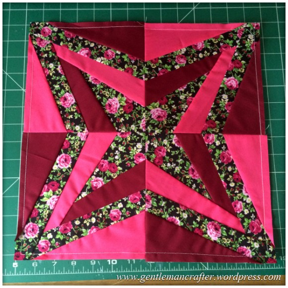 Fabric Friday - Further Adventures In Foundation Paper Piecing - 9
