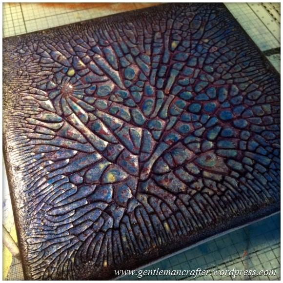 Monday Mash Up - A Cracking Canvas Creation - 10
