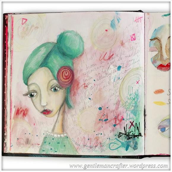 Worldwide Wednesday - Marieke Blokland - 6 - Scrapbook