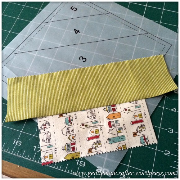 Fabric Friday - Foundation Paper Piecing Sew Along - 10