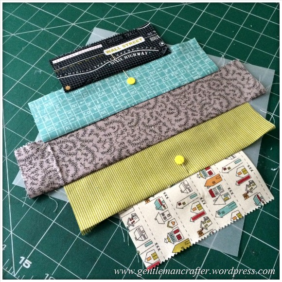 Fabric Friday - Foundation Paper Piecing Sew Along - 11