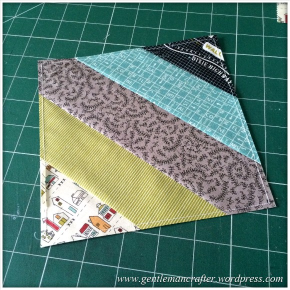 Fabric Friday - Foundation Paper Piecing Sew Along - 14