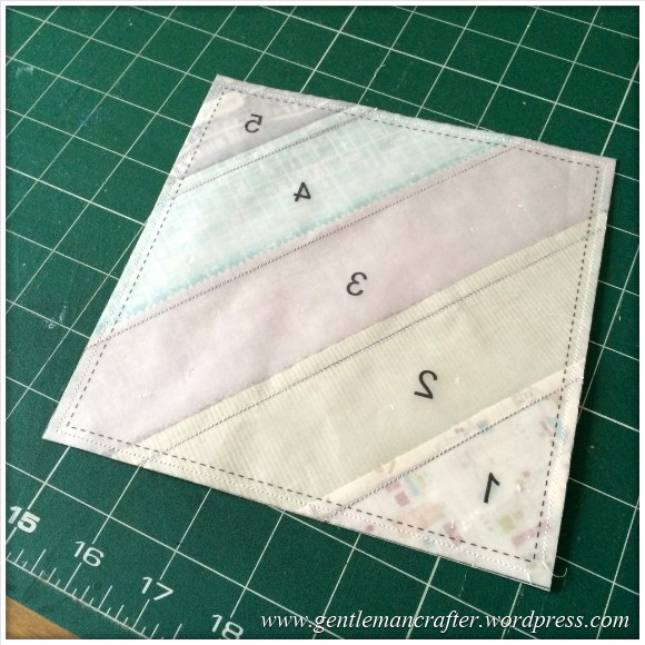 Fabric Friday - Foundation Paper Piecing Sew Along - 15