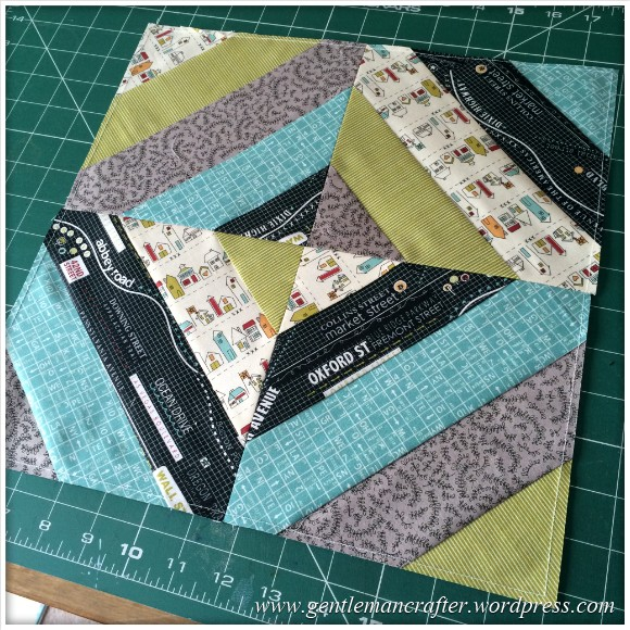 Fabric Friday - Foundation Paper Piecing Sew Along - 17