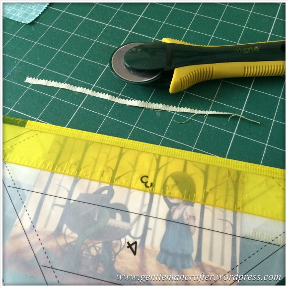 Fabric Friday - Foundation Paper Piecing Sew Along - 7.1