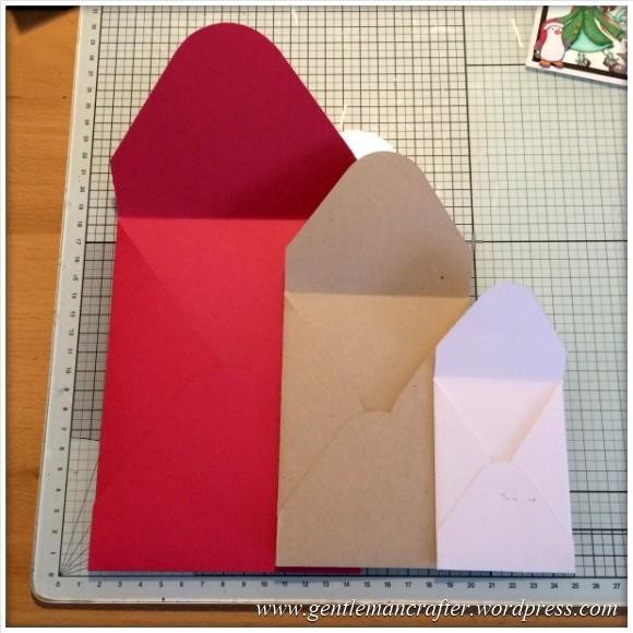 SVG Saturday - Mini Envelope Cutting File - 1