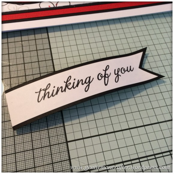 Dreamees Essential Flowers Stamp Set - Thinking Of You - Stamp It Sunday - 15
