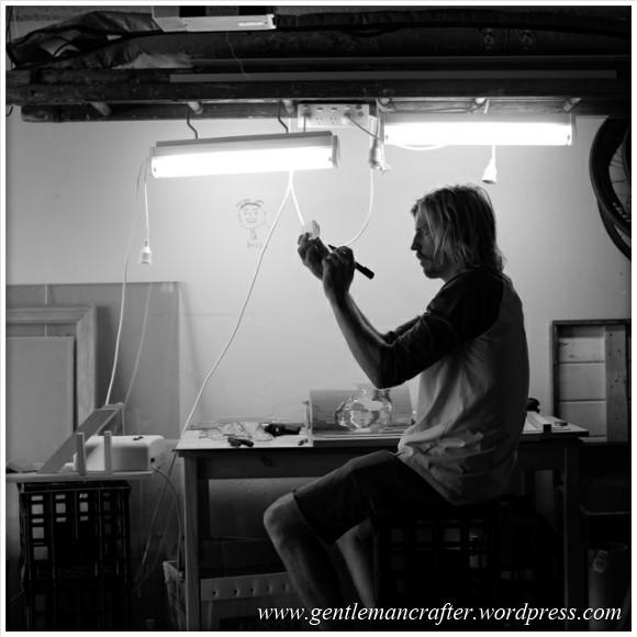 Worldwide Wedensday - Ben Young Glass Sculptor - 4