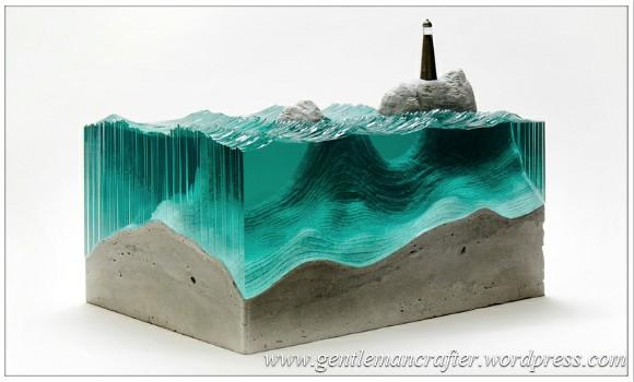Worldwide Wedensday - Ben Young Glass Sculptor - 8