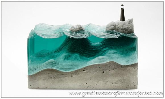 Worldwide Wedensday - Ben Young Glass Sculptor - 9