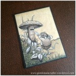 Artist Trading Card Daily - 4.1