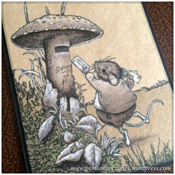 Artist Trading Card Daily - 4.2