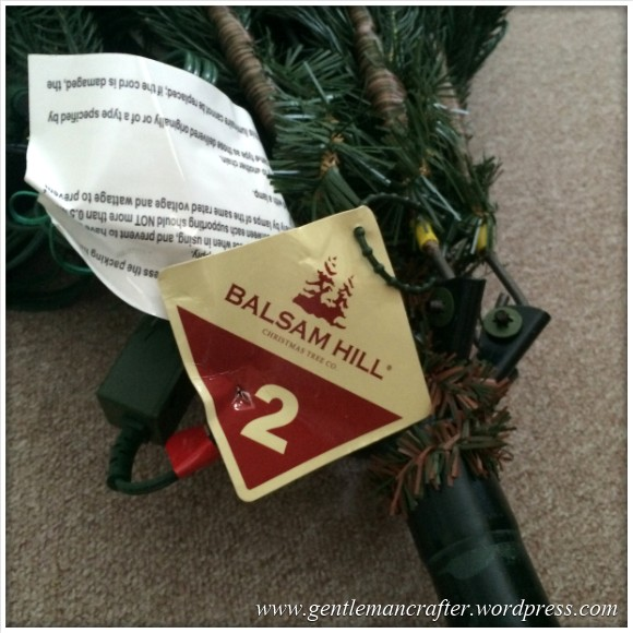 Balsam Hill Christmas Tree - 4