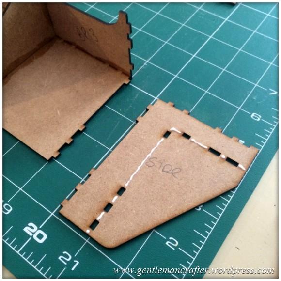 Making MDF Craft Room Storage - 12